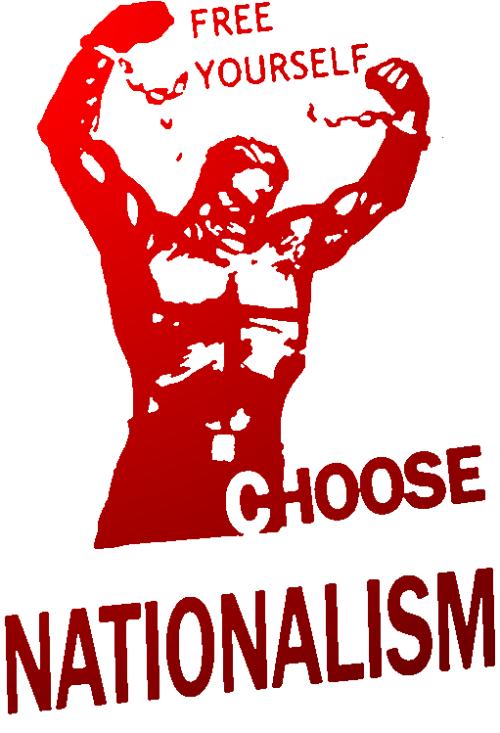 naționalismul e dragoste