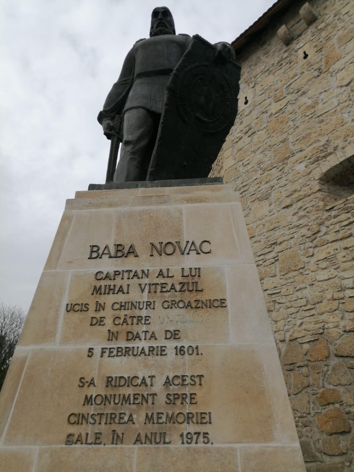 Baba Novac Mihai Viteazul