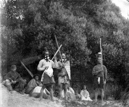 Istoria poporului moriori