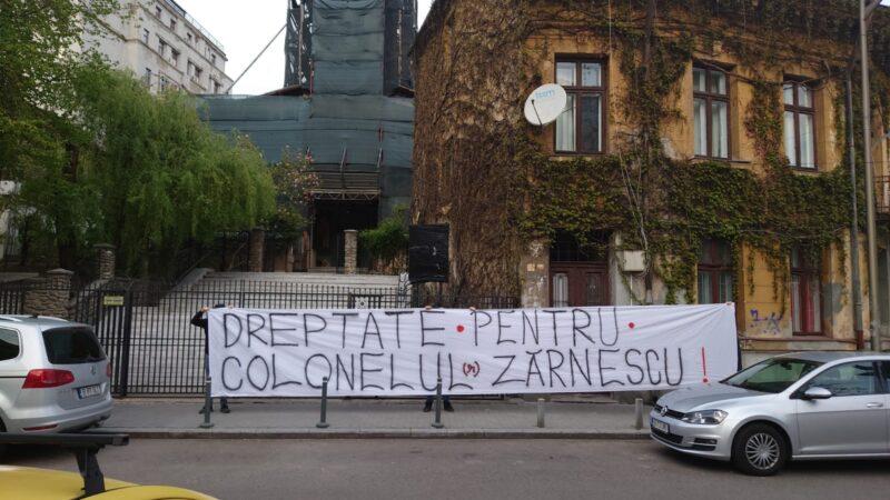 Comunitatea Identitară București cere DREPTATE PENTRU VASILE ZĂRNESCU